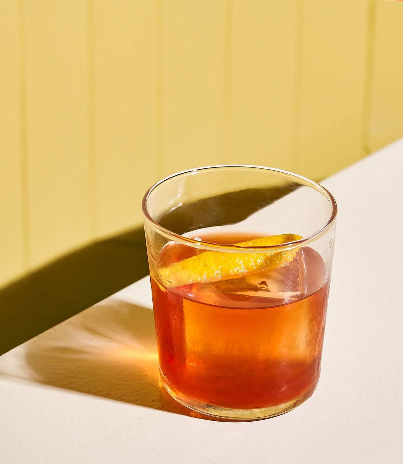 Photo of Man in the Yellow Hat: A Rye Whiskey Cocktail – Imbibe Magazine