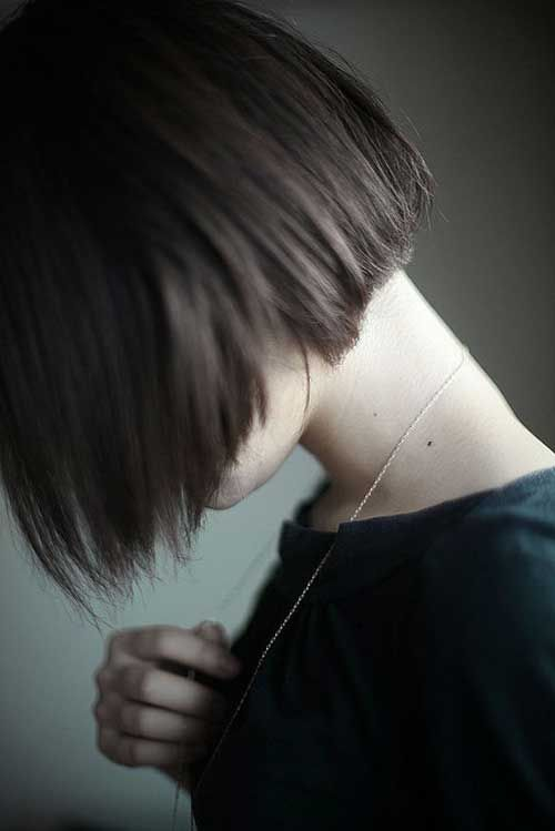 Phenomenal 1000 Images About Short Bob Haircuts On Pinterest Short Bob Short Hairstyles For Black Women Fulllsitofus