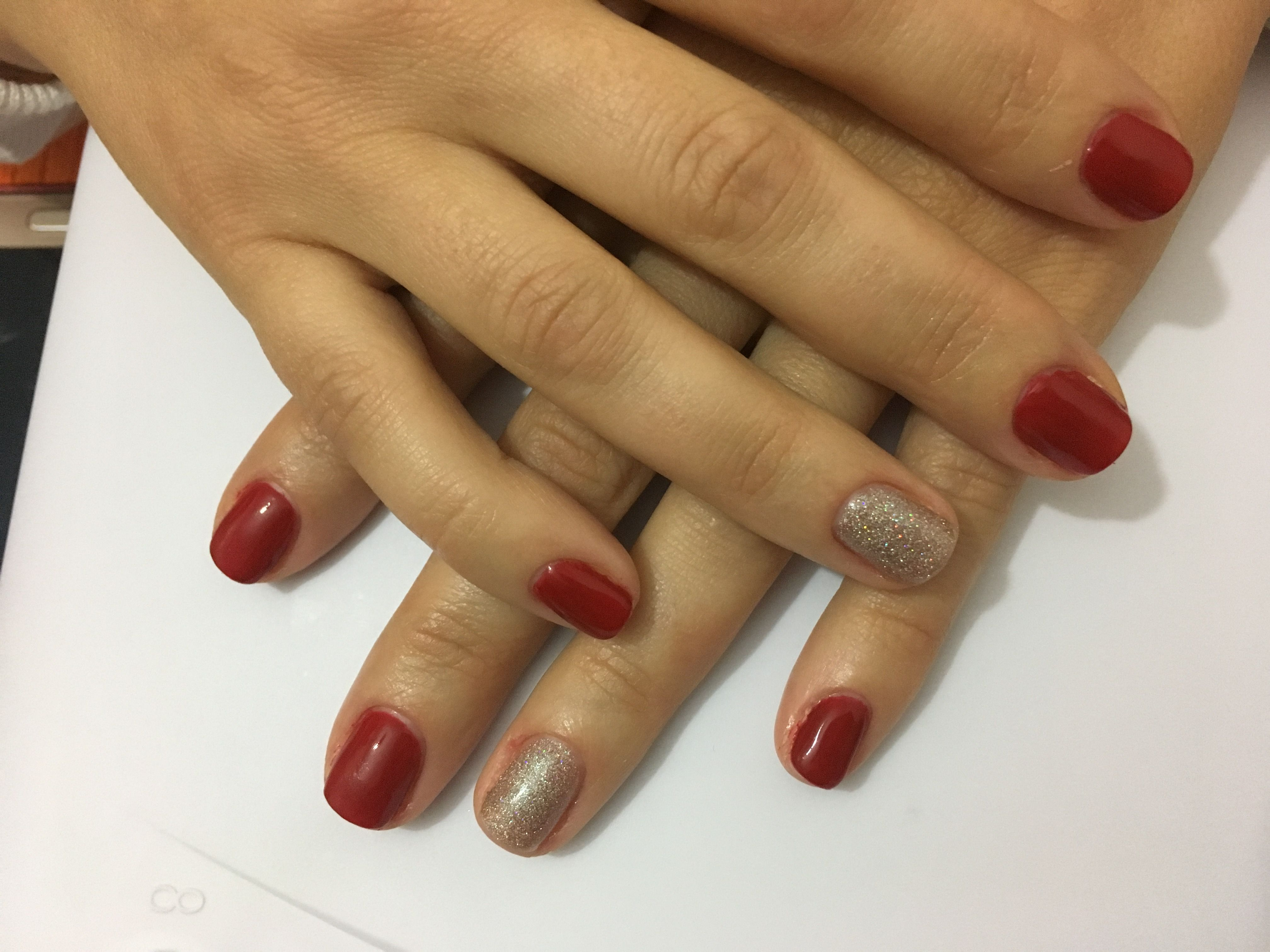 OPI red + Cupio Nefertiti | Nails | Pinterest | Opi red and OPI