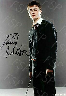 Photo of Daniel Radcliffe Autograph Replica Poster Print – Harry Potter #fashion #home #g…
