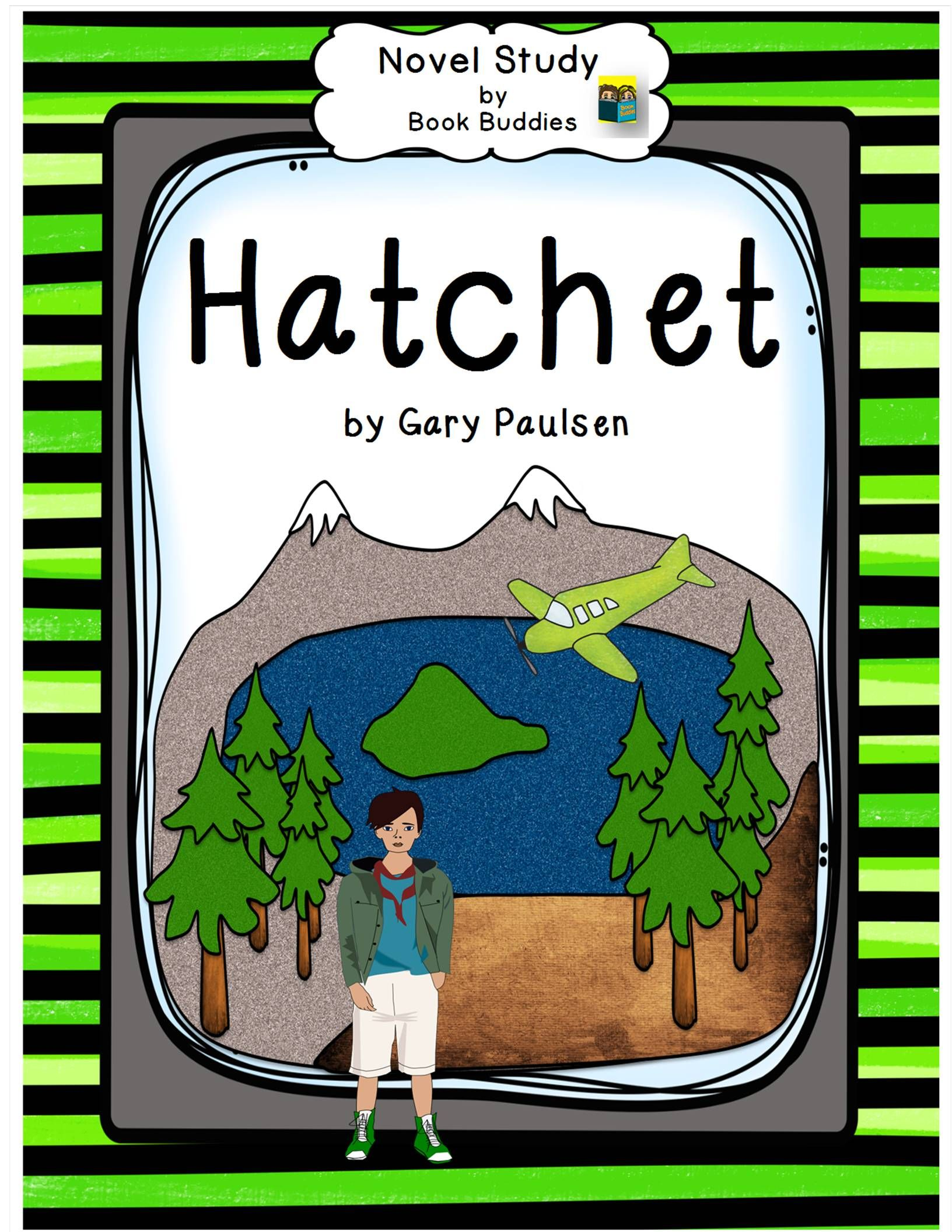 Novel Study For Hatchet Is Common Core Aligned Easy Prep And Differentiated With Lots Of