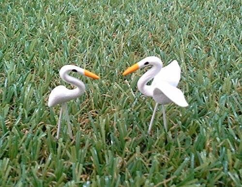 Https Goo Gl Ervlac Mini Handmade White Bird For Fairy Gardensfairies Garden