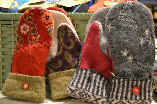 Handmade In Michigan Our Mittens Are Made From 100