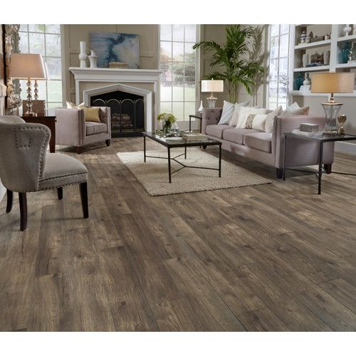 Restoration Collection 8 X 51 X 12mm Hickory Laminate Flooring Wood Floors Wide Plank House Flooring Oak Laminate Flooring