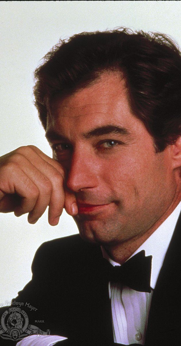 """Timothy Dalton, Actor: The Living Daylights. At a consistently lean 6' 2"""", green-eyed Timothy Dalton may very well be one of the last of the dying breed of swashbuckling, classically trained Shakespearean actors who have forged simultaneous successful careers in theater, television and film. He has been comparison-shopped roundly for stepping into roles played by other actors, first following Sir Laurence Olivier in Wuthering Heights (1970)..."""