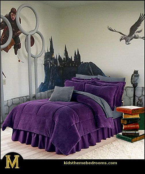 Harry Potter Bedroom Decorating Ideas For My Future Child Sorry Not Lol
