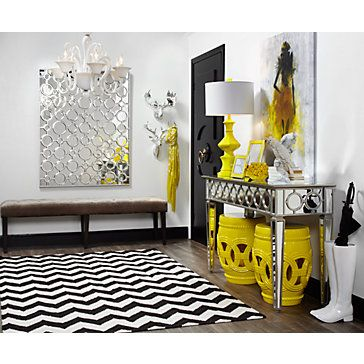 Mirrors accent wall large floor mirrors