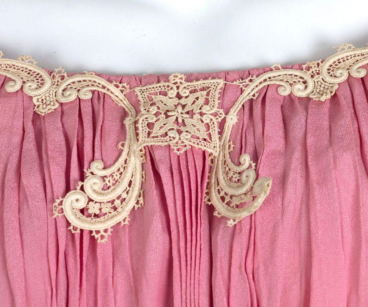 Edwardian Clothing at Vintage Textile: #1411 belle Epoque gown ...
