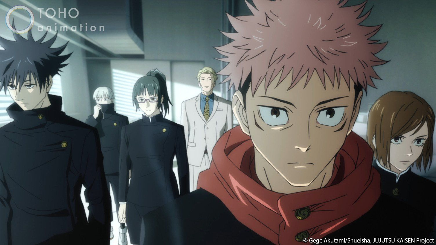 Crunchyroll On Twitter In 2021 Jujutsu Anime Anime Guys