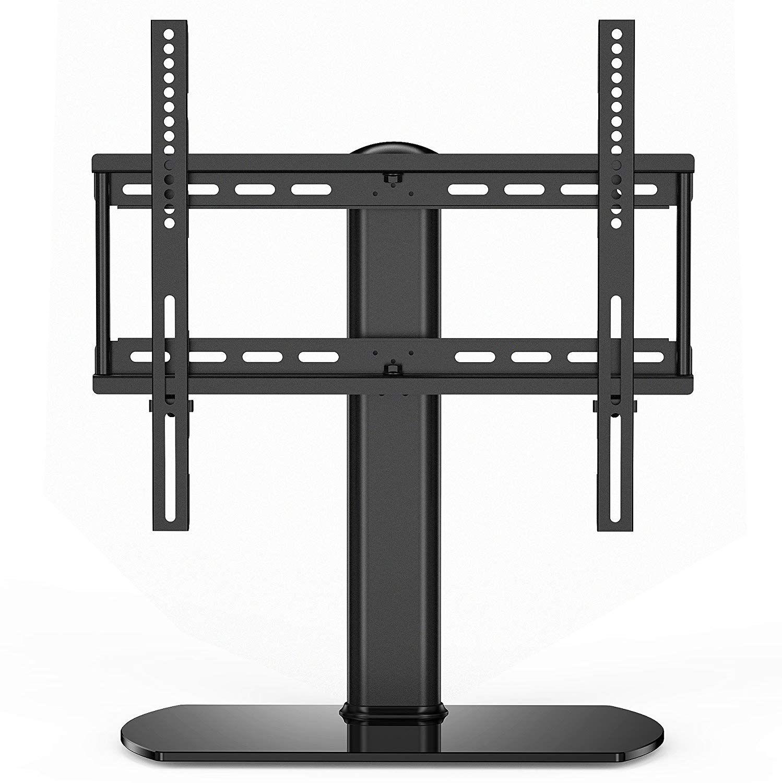 Fitueyes Support Télé Pied Pivotant Sur Table Pour Tv De 32