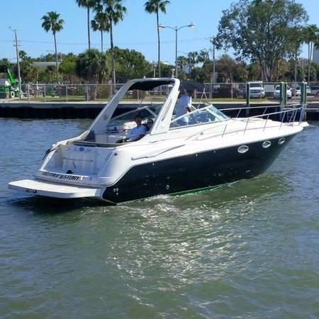 2002 Monterey 322 Power Boat For Sale