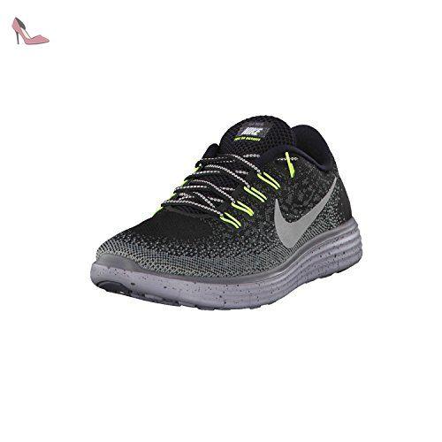 running sneakers trail-nike noir