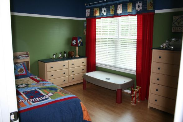 Big Boy Sports Room Big Boy Bedrooms Sports Room Boys Boy Room