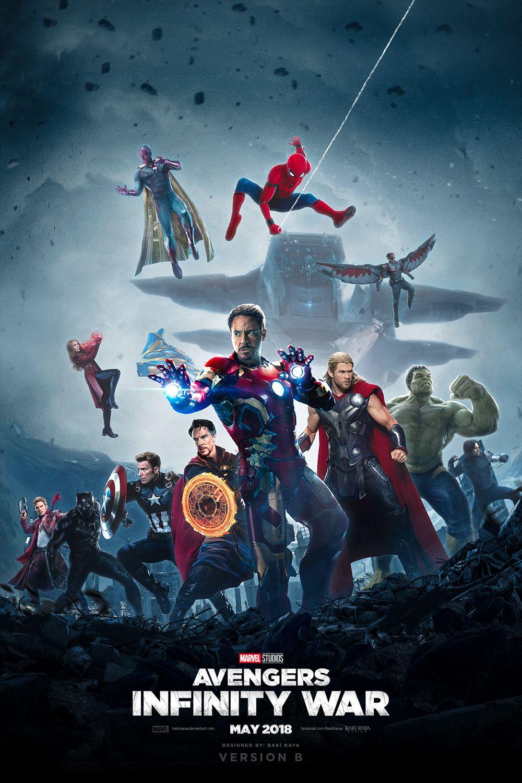 Avengers Infinity War Wallpaper Dengan Gambar Hiburan Simbol