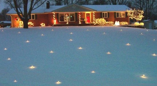 Lawn lights illuminated outdoor decoration christmas decoration lawn lights illuminated outdoor decoration christmas decoration outdoor aloadofball Choice Image
