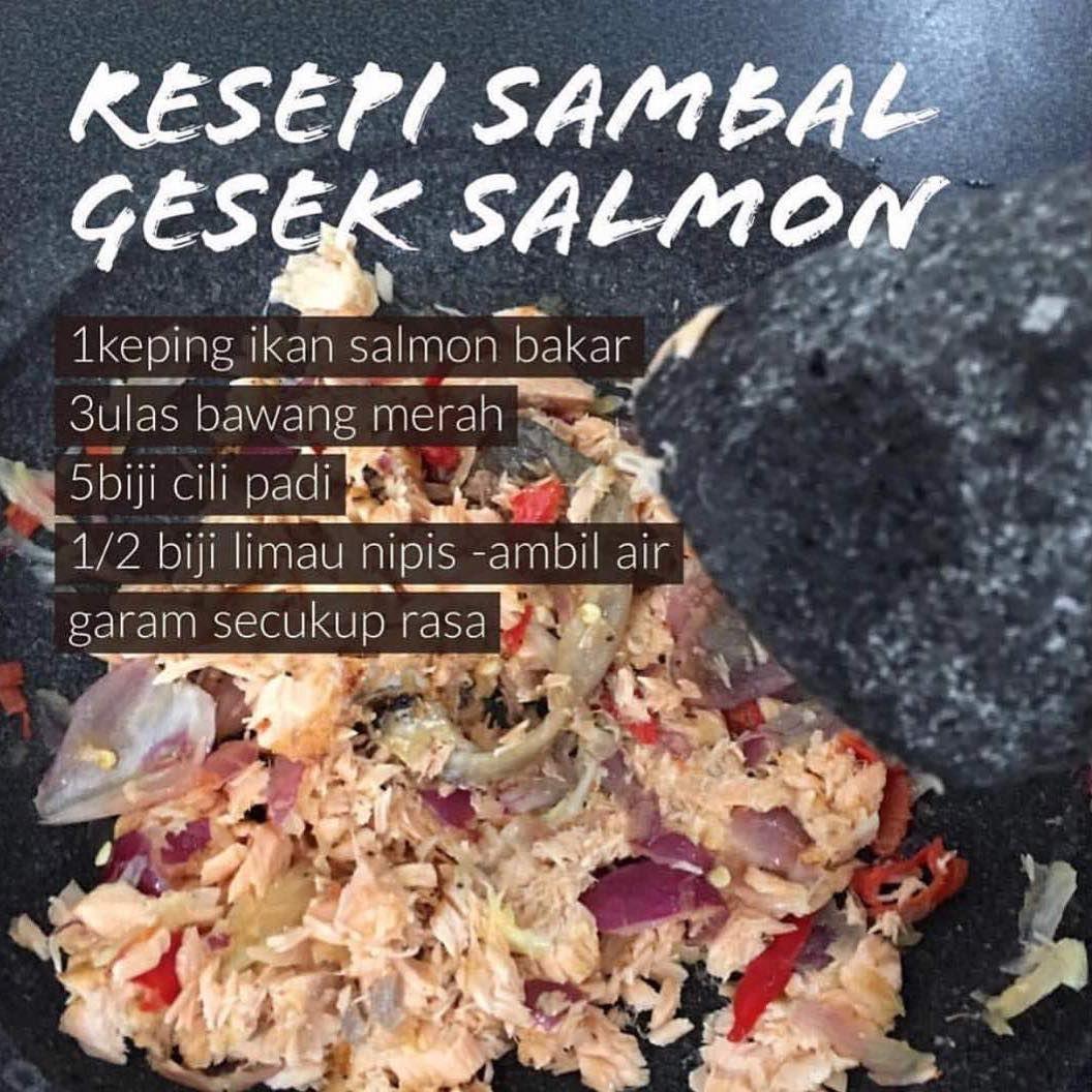 resepi ikan  diet resep bunda erita Resepi Ikan Tenggiri Pais Enak dan Mudah