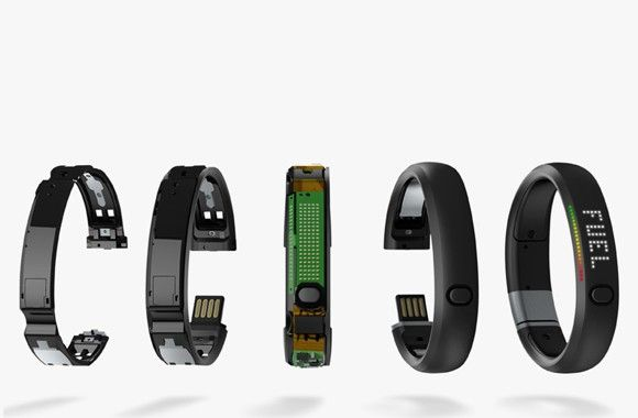 threat Sure Empirical  Q: OVERMOULDING SILICONE / TPE ONTO A PRINTED CIRCUIT BOARD   Nike fuel band,  Watch design, Smart band