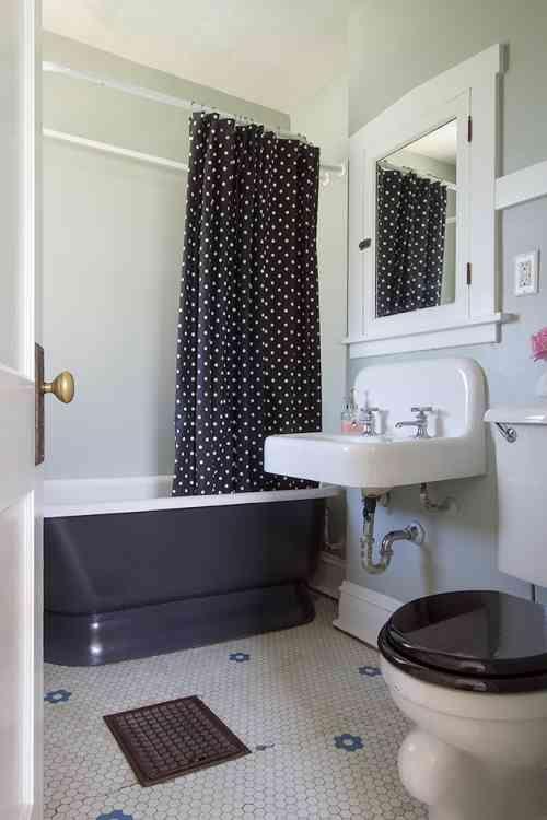 Le carrelage ancien vit sa seconde vie ! Dream bathrooms