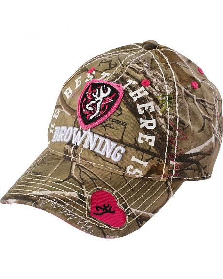 b487d7ca04689 ... coupon for browning sweetheart realtree camo cap 323f2 a3481