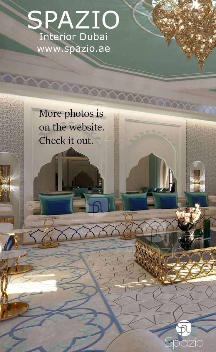 Majlis interior design from  top company in dubai also home pinterest companies interiors rh