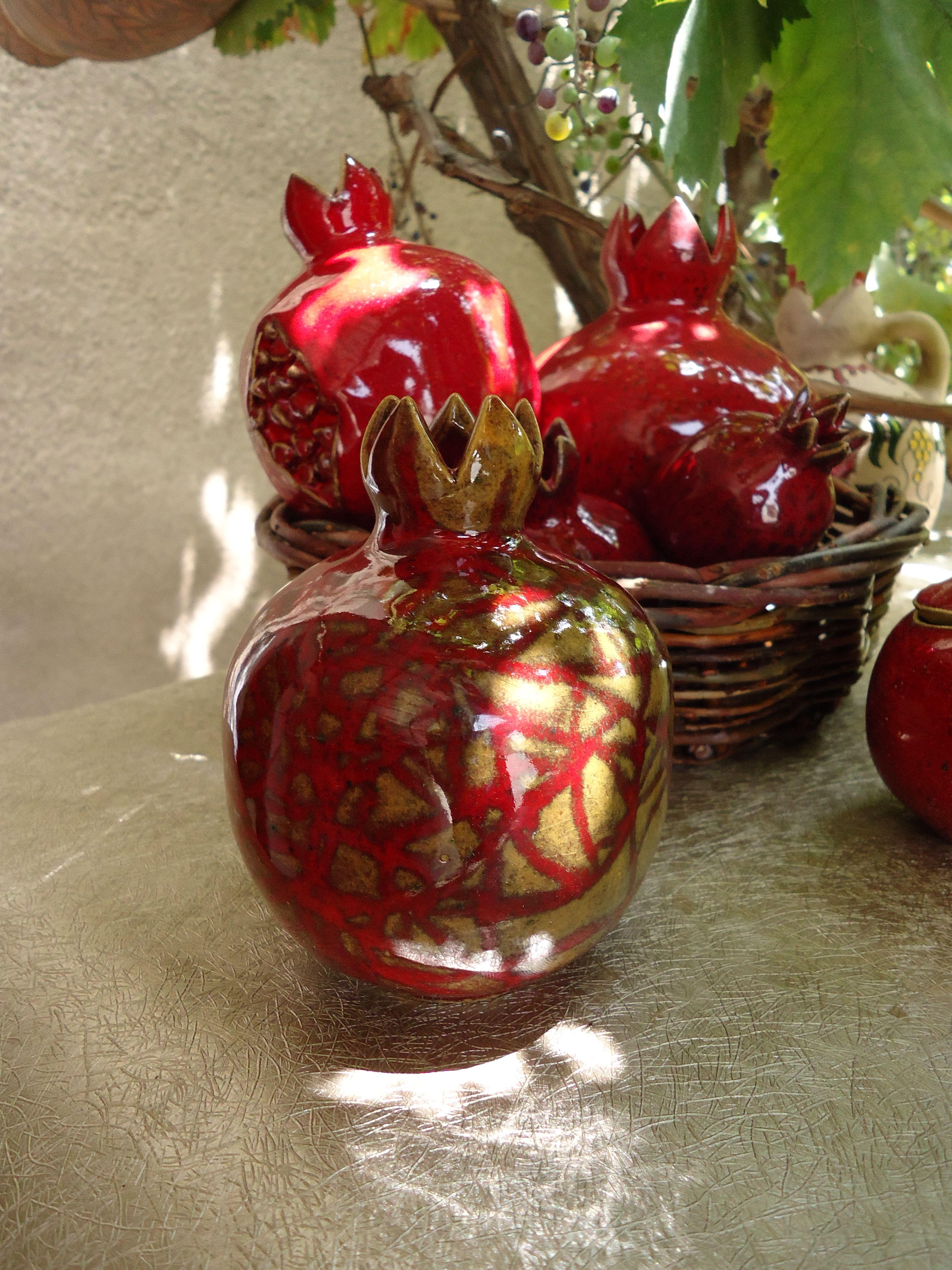 Pomegranate Is A Symbol Of Armenia The Armenian Ceramics Of
