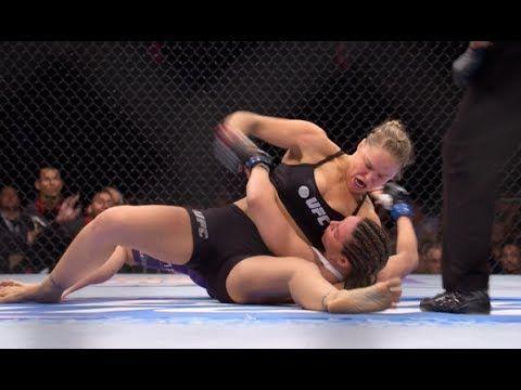 Ronda Rousey Vs Alexis Davis Fight Ufc 175 16 Seconds Ko Hd Mma Ronda Rousey Ufc