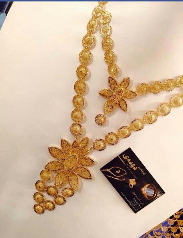 Pin by Niga Kurdi on Golda in 2019 | Gold jewellery design