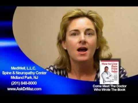 BACK & LEG PAIN DOCTOR TREATMENT - RIDGEWOOD HACKENSACK ELMWOOD PARK AREAS