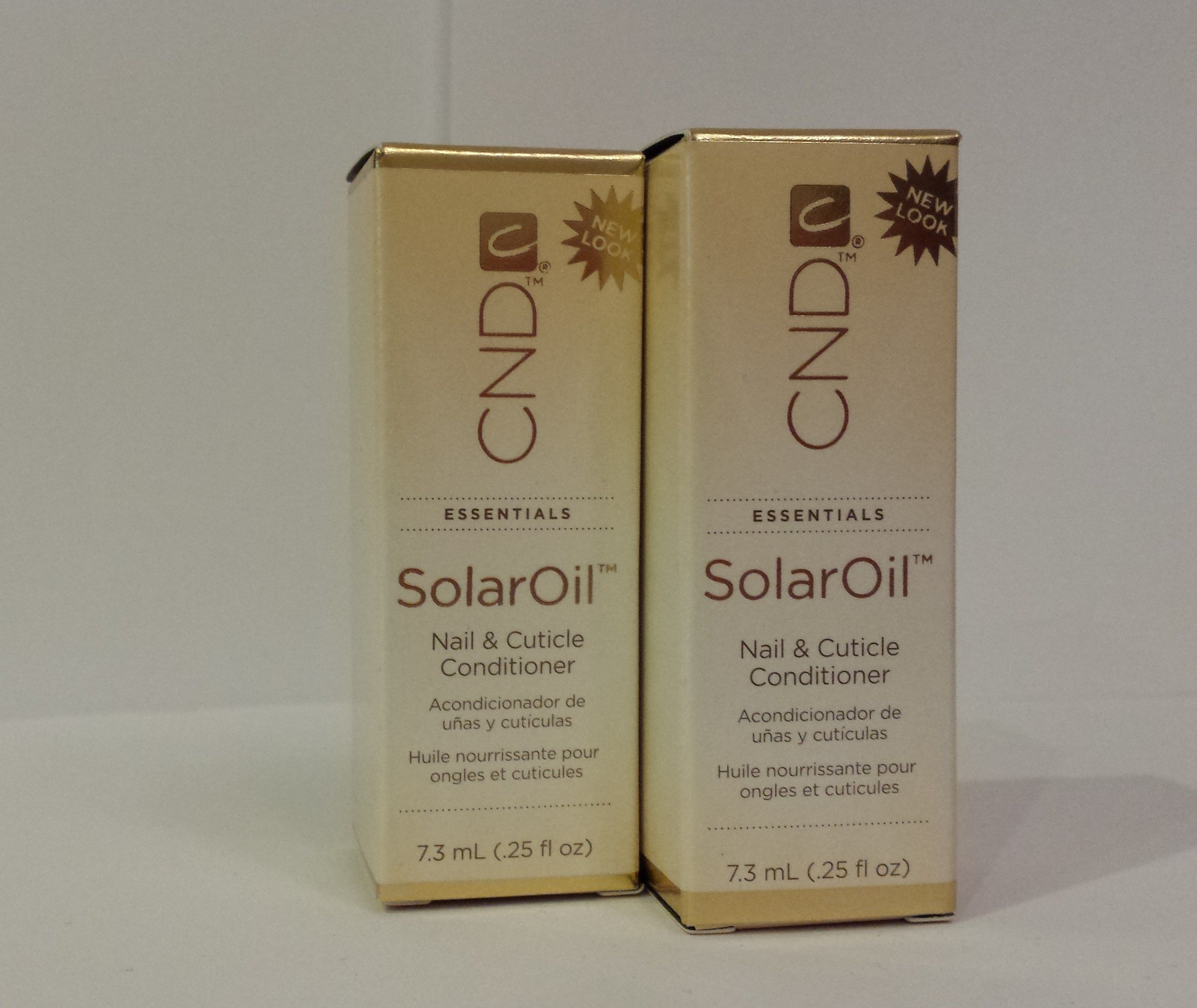 Remember to apply your cuticle oil daily CND Solar Oil 7.3ml £7.45 ...