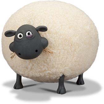 This Is Shirley The Sheep I Want To Make Into A Floor Pouf
