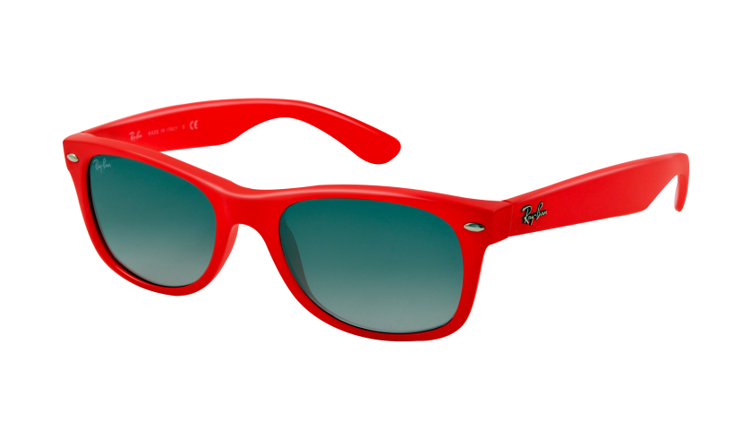 Look Who S Looking At This New Ray Ban New Wayfarer Color Splash Ray Bans New Wayfarer Wayfarer Sunglasses