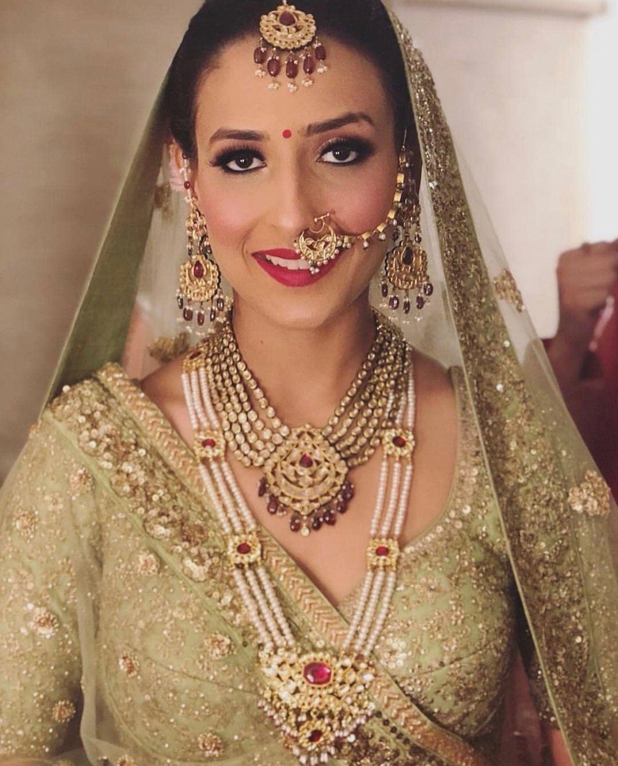 Pin by Bhumika Dubey on Wedding Bridal Inspiration | Indian bride, Bridal  designs, Bridal