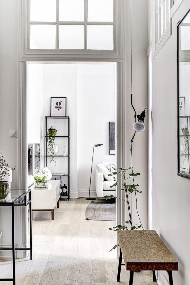 Home hall design-ideen karlbergsvägen a tr vasastan  birkastan stockholm  ähnliche
