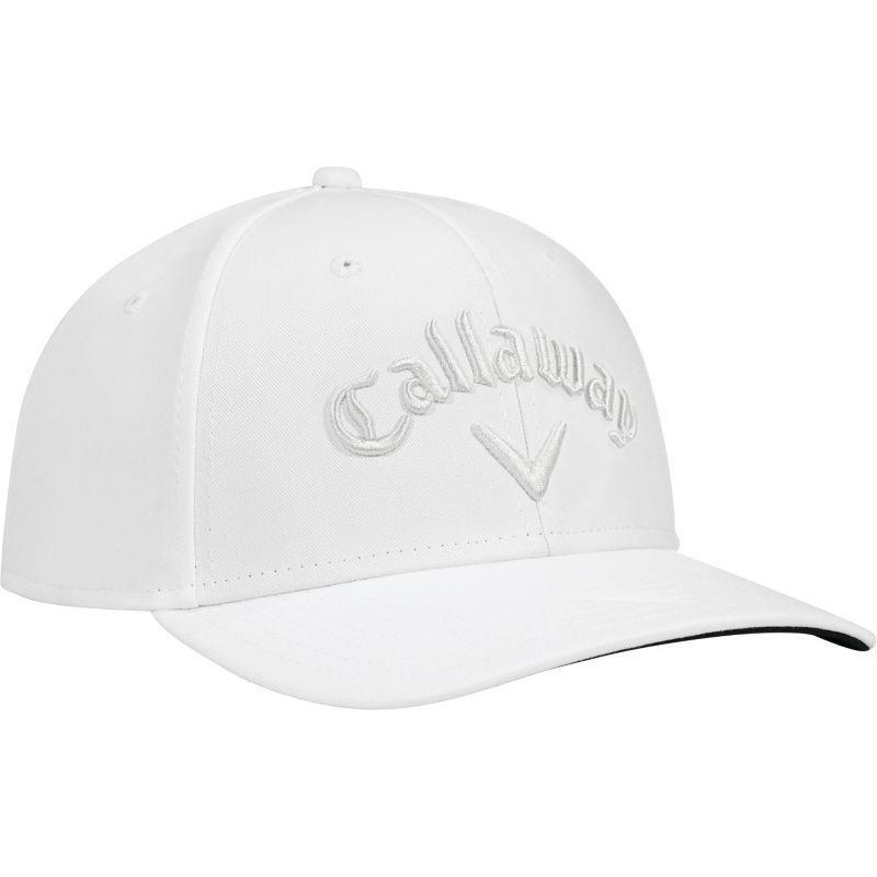 6ede16fe Callaway Men's High Crown Golf Hat, White | Golf Hat | Hats, Golf ...