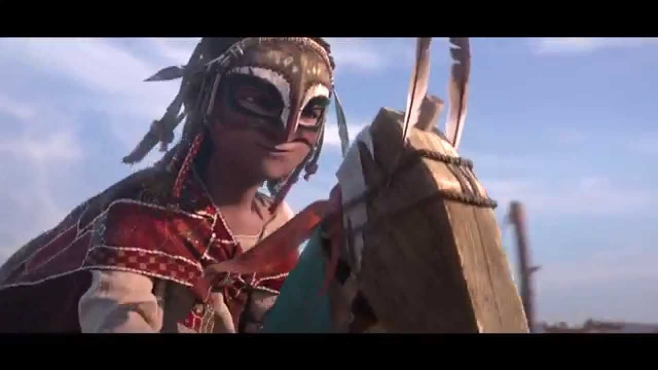 Rayvision Rendering Project Bilal Official Teaser Trailer 2015