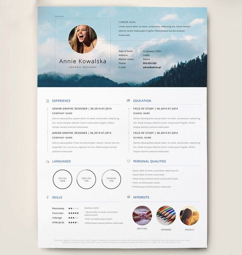 Free Creative Resume Templates Word Lovely Best Free Clean