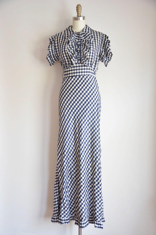 Vintage s taffeta floor length dress s pinterest