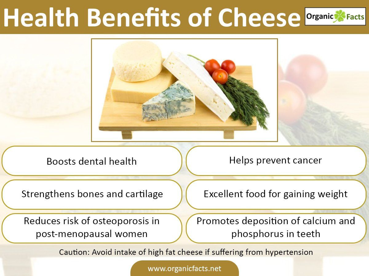 Nice Look At These Health Benefits Of Cheese!