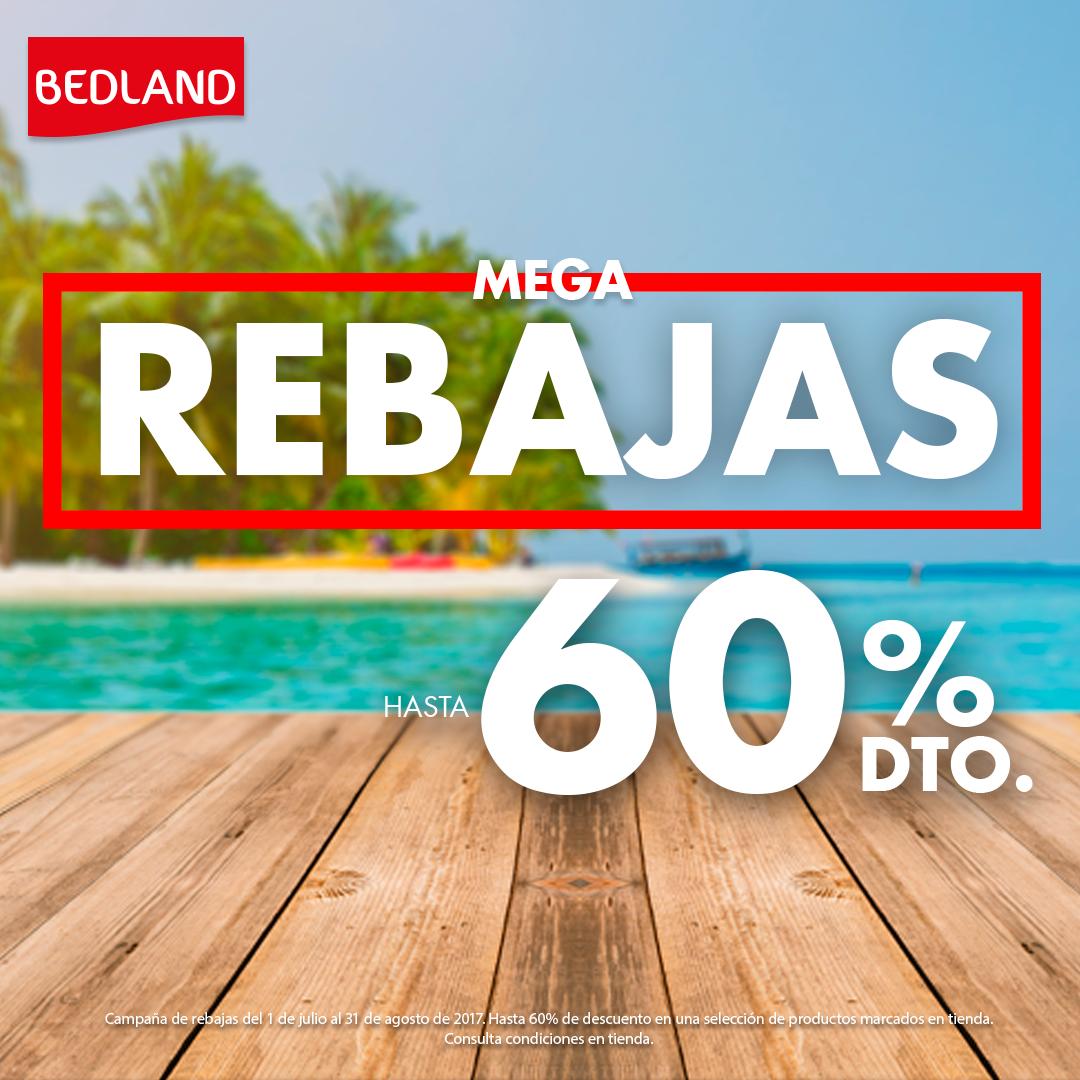 Mega Rebajas En Bedland Hasta 60 De Descuento  # Muebles Bedland
