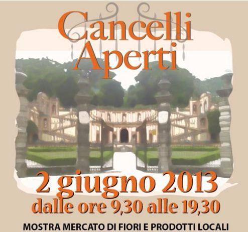 Gargnano   Cancelli Aperti 2013 #gardaconcierge