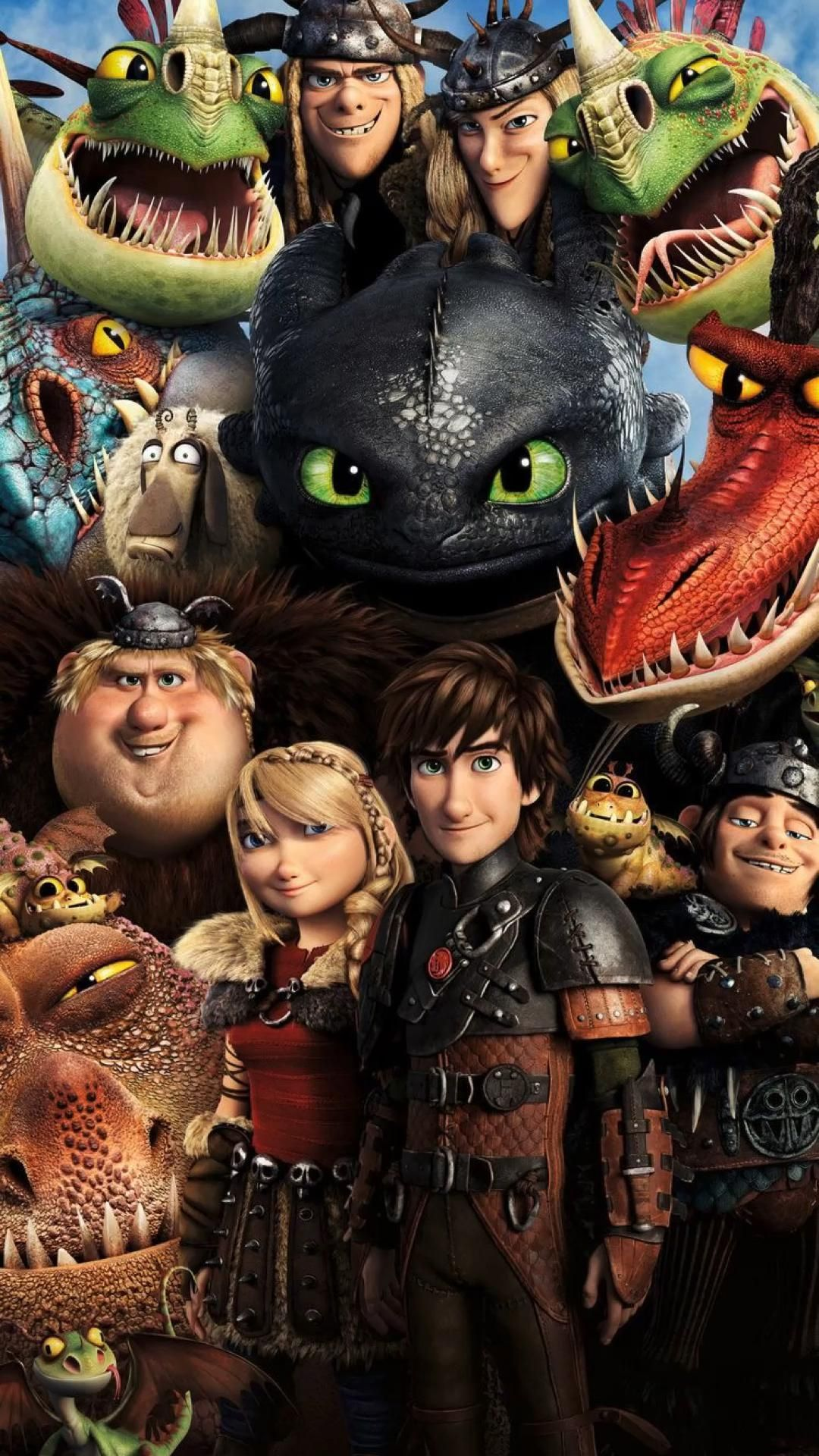 How To Train Your Dragon memories