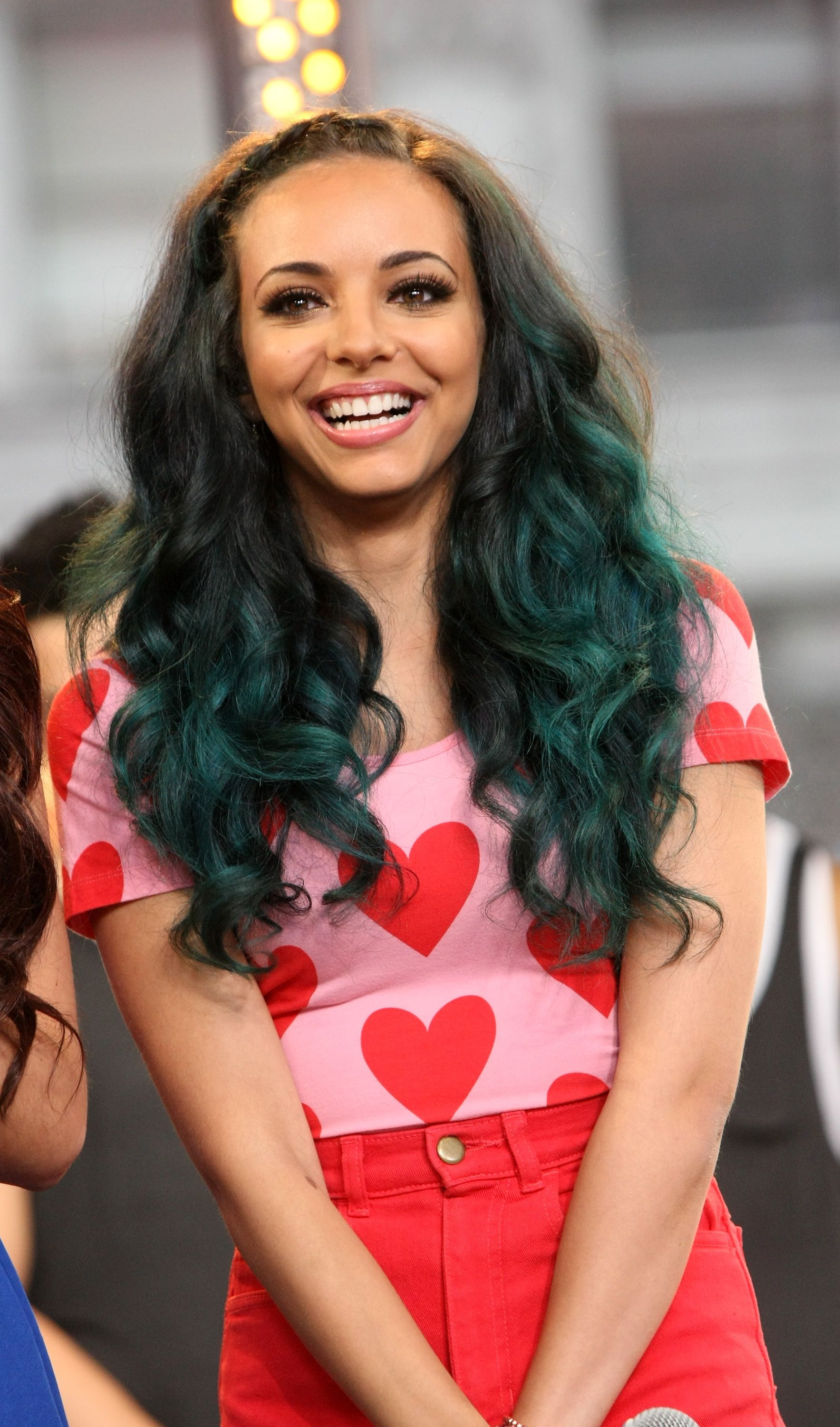 Jade Thirlwall Reveals Totally Ruined Hair