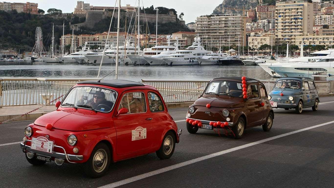 Cinquecento A Celebration Of The Original Fiat 500 In Pictures