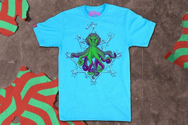 Lectric 8Point TNTCLS T-Shirt   VANDALrgz   Online Store  Merchandise  #VANDALrgz #bikepolo #lifestyle #streetwear