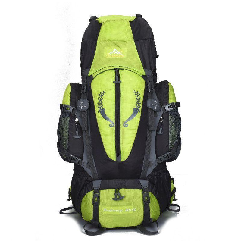77599e46de45 100lb Carry Backpack Unisex Men Women Travel Backpacks Waterproof    Fireproof Nylon Rucksack