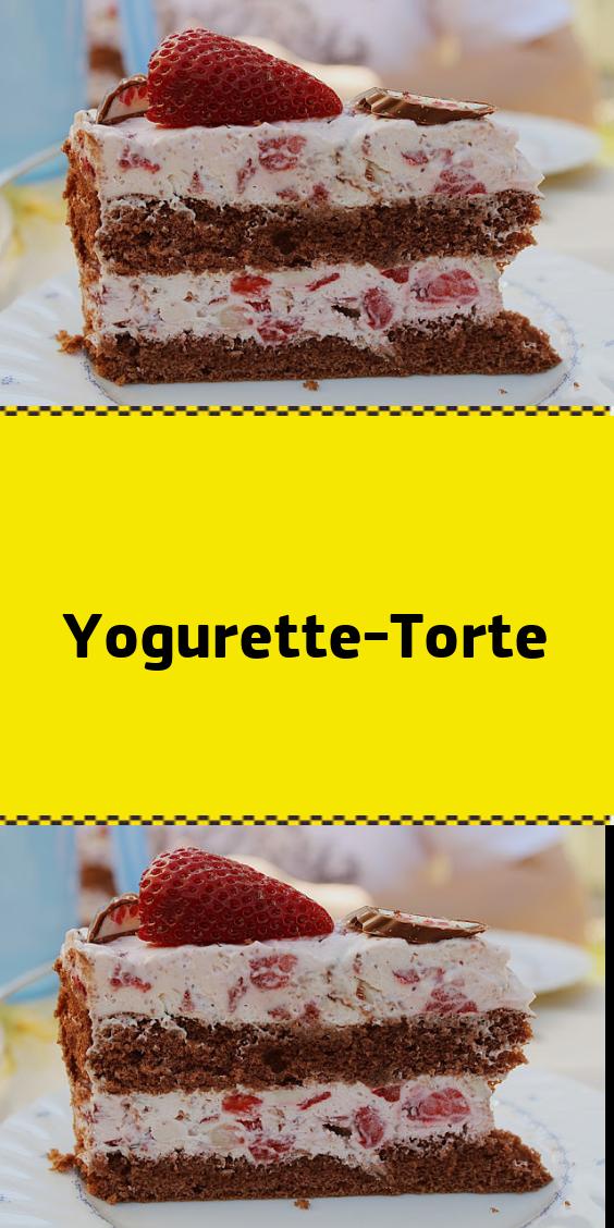 Yogurette Torte Yogurette Torte Kuchen Und Torten Kuchen Ohne Backen
