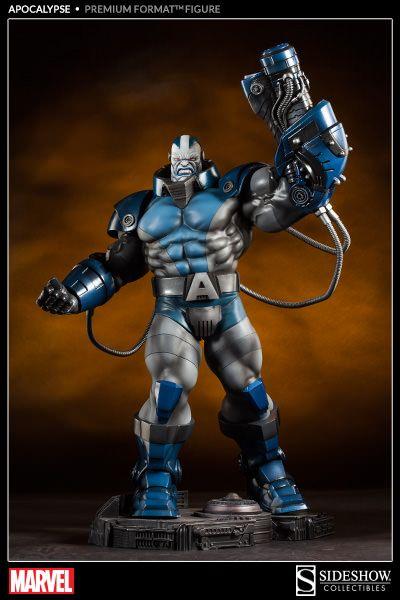 Marvel Apocalypse Premium Format(TM) Figure by Sideshow ...