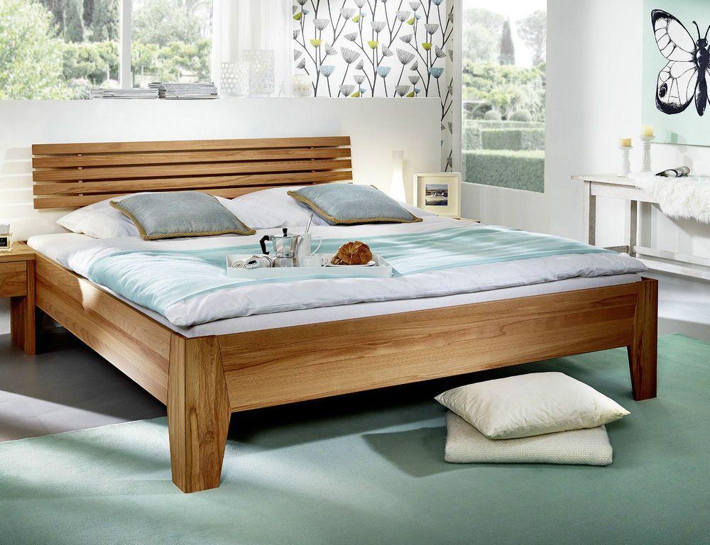 Das Bett ist ein außergewöhnliches Stück Natur für Ihre