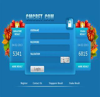 Cmcbet Com Atau Cmcbet Adalah Website Pemasangan Togel Untuk Togel Singapore Dan Togel Osaka