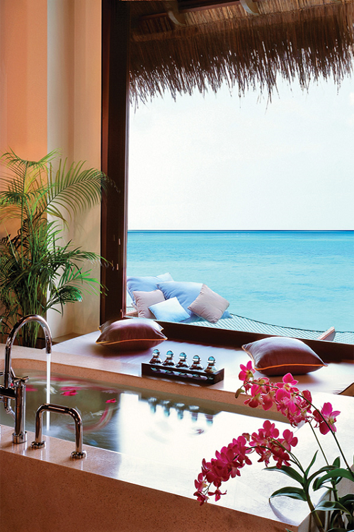 addictedtolifestyle​ One & Only Reethi Rah, Maldives | Source